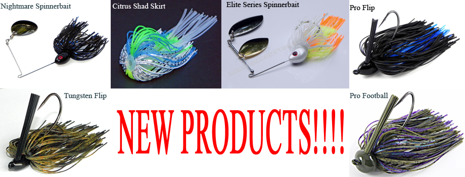 Environmentally friendly jig styles, with full customizing options.